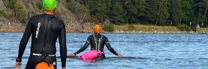 Artiklar om simning